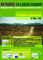 Rio +20 brings in a new landscape for the protection of global Roadless Areas